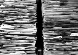 records for destruction
