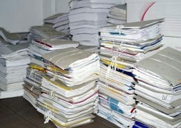 disposed documents