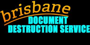 Brisbane Document Destruction Service